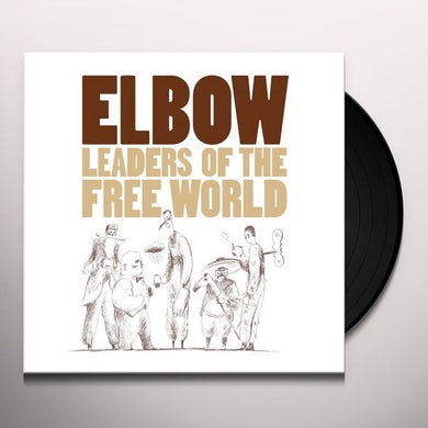 Elbow Leaders Of The Free World (LP) Vinyl Record