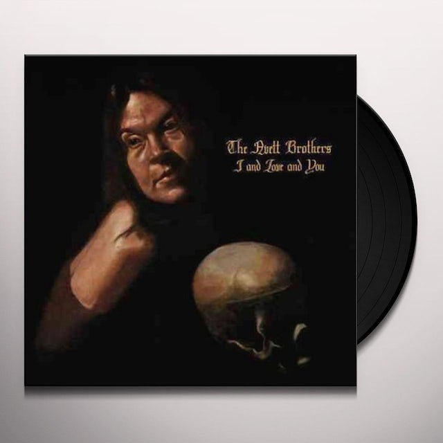 The Avett Brothers I AND LOVE AND YOU Vinyl Record