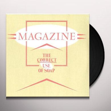Magazine CORRECT USE OF SOAP Vinyl Record - UK Release