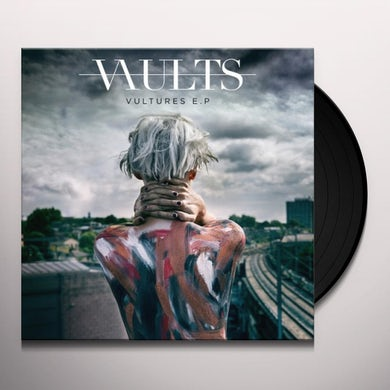 VAULTS VULTURES Vinyl Record