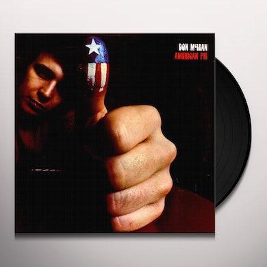 Don Mclean American Pie (LP) Vinyl Record