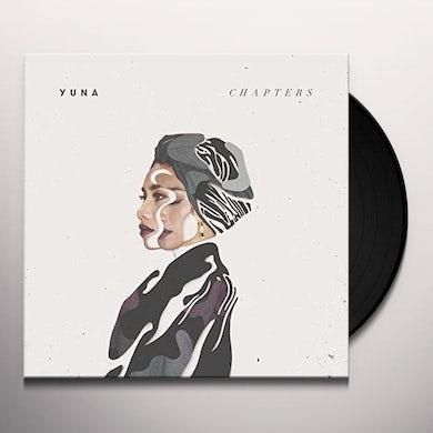 Yuna CHAPTERS Vinyl Record