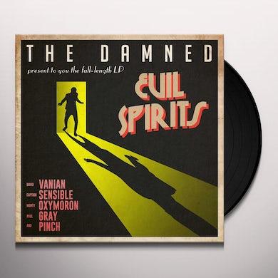 The Damned EVIL SPIRITS Vinyl Record