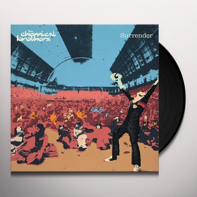 The Chemical Brothers Surrender (4 LP/DVD) Vinyl Record