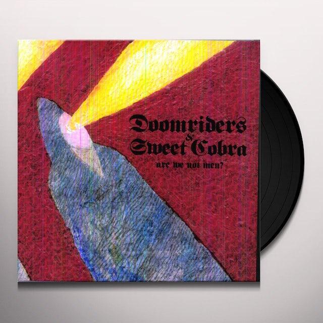 Doomriders / Sweet Cobra GIRL U WANT / GATES OF STEEL Vinyl Record