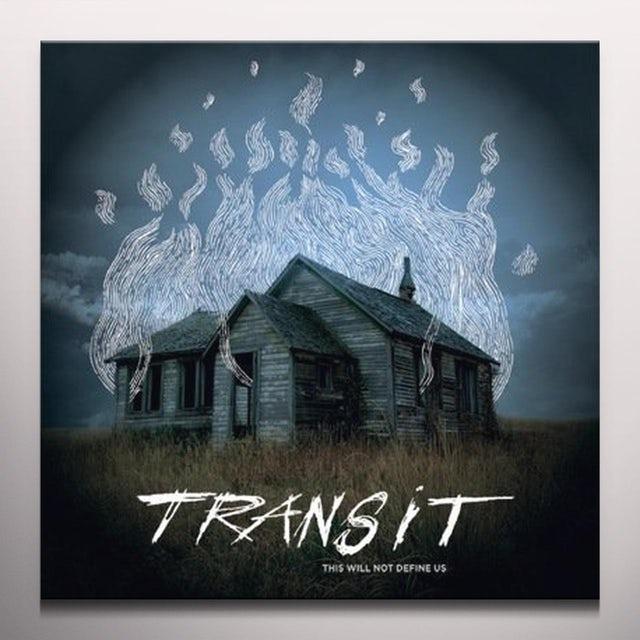 Transit THIS WILL NOT DEFINE US Vinyl Record