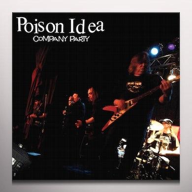 Poison Idea COMPANY PARTY Vinyl Record