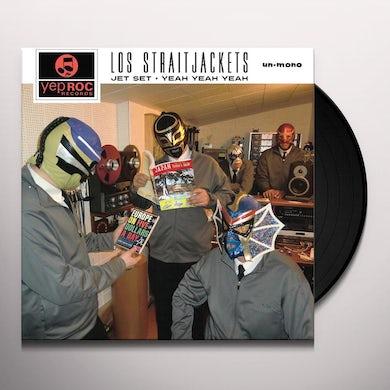 Los Straitjackets JET SET B/W YEAH YEAH YEAH Vinyl Record
