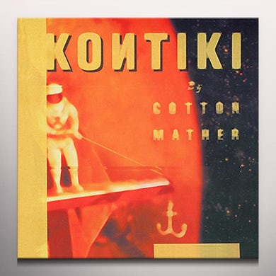 Cotton Mather KONTIKI Vinyl Record