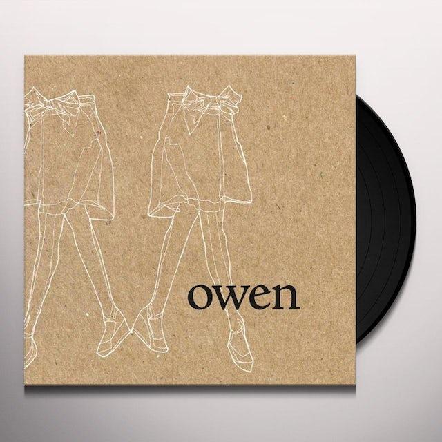 Owen ABANDONED BRIDGES Vinyl Record