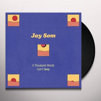 JAY SOM A THOUSAND WORDS Vinyl Record