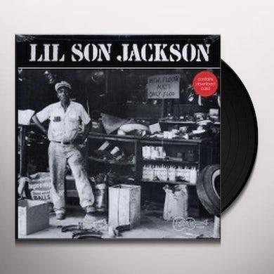 Lil Son Jackson Vinyl Record