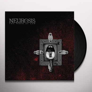Neurosis WORD AS LAW Vinyl Record