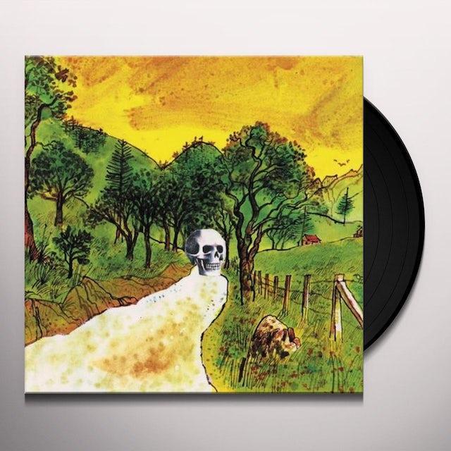 Skygreen Leopards DISCIPLES OF CALIFORNIA Vinyl Record