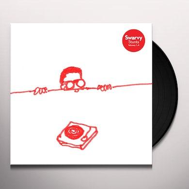 SWARVY STUNTS VOL. 1-4 Vinyl Record