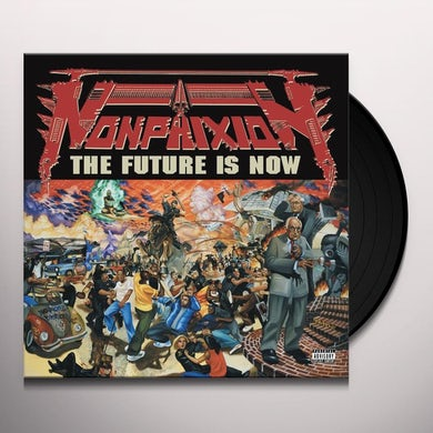 FUTURE IS NOW Vinyl Record