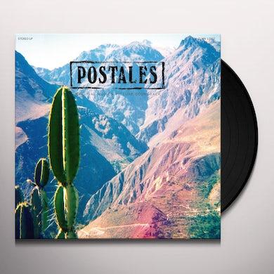 Los Sospechos POSTALES SOUNDTRACK Vinyl Record