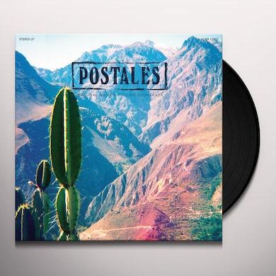 Los Sospechos POSTALES - Original Soundtrack Vinyl Record