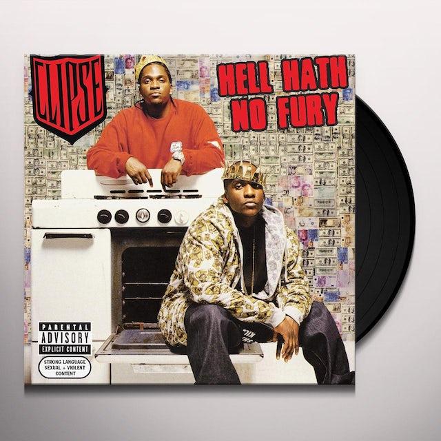 Clipse HELL HATH NO FURY Vinyl Record