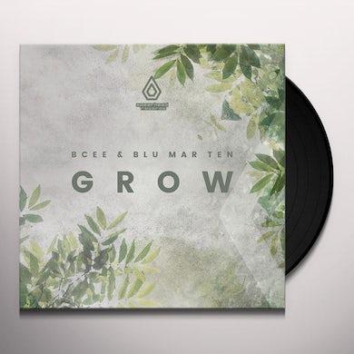 Blu Mar Ten GROW Vinyl Record