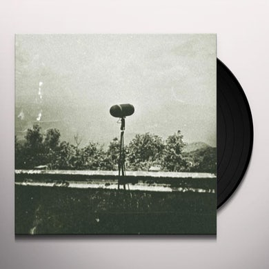 Hiss Tracts SHORTWAVE NIGHTS Vinyl Record