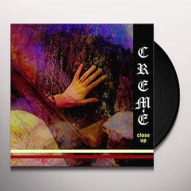 Crem'e CLOSE UP Vinyl Record