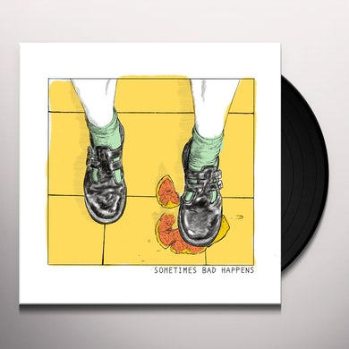 adult mom SOMETIMES BAD HAPPENS Vinyl Record