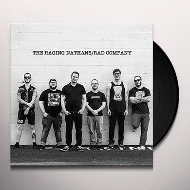RAGING NATHANS SHIT Vinyl Record
