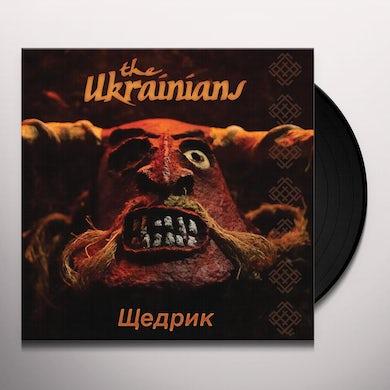 UKRAINIANS SHCHEDRYK (CAROL OF THE BELLS) Vinyl Record