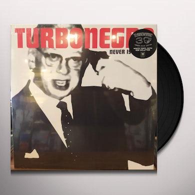 Turbonegro NEVER IS FOREVER Vinyl Record