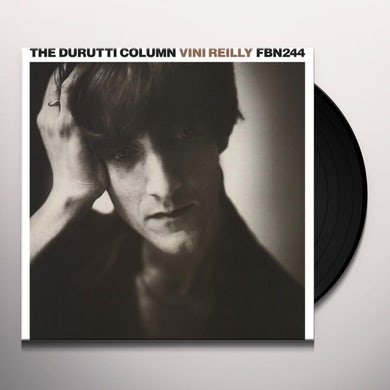 The Durutti Column VINI REILLY + WOMAD LIVE Vinyl Record