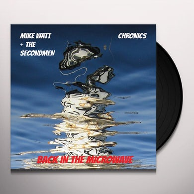 Mike Watt MICROWAVE UP IN FLAMES Vinyl Record