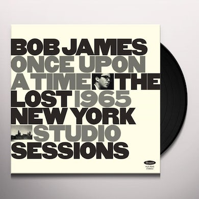 ONCE UPON A TIME: THE LOST 1965 NEW YORK STUDIO SESSIONS (180G/DELUXE GATEFOLD/INTERVIEW BY JAMES) Vinyl Record