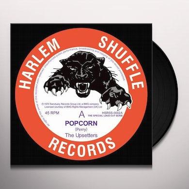 Upsetters / Dave Barker / Upsetters POPCORN / TIGHT SPOT Vinyl Record