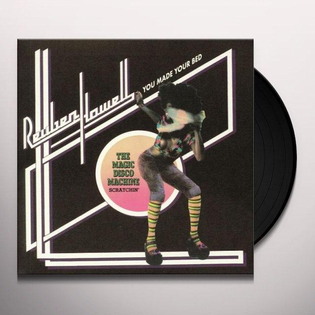 Reuben Howell / Magic Disco Machine