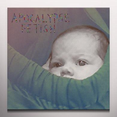 Lou Barlow APOCALYPSE FETISH Vinyl Record