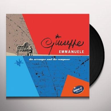 Emmanuele Giuseppe ARRANGER & THE COMPOSER Vinyl Record