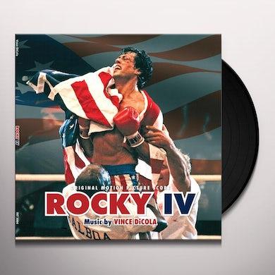 Vince Dicola ROCKY IV / O.S.T. Vinyl Record