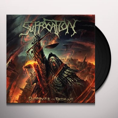 Suffocation PINNACLE OF BEDLAM Vinyl Record