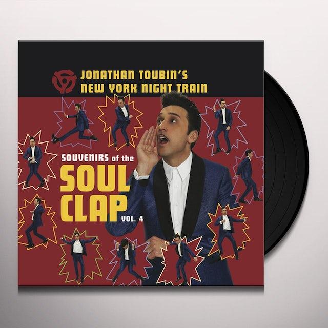 SOUVENIRS OF THE SOUL CLAP 4 / VARIOUS Vinyl Record