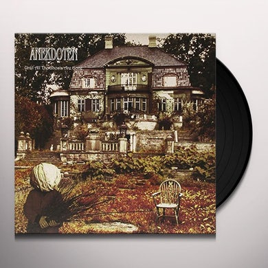 Anekdoten UNTIL ALL THE GHOSTS ARE GONE Vinyl Record