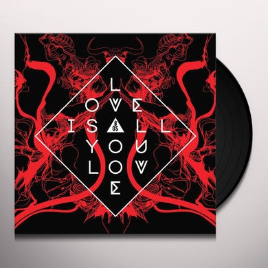 Band Of Skulls  Love Is All You Love Vinyl Record