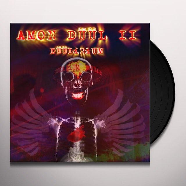 Amon Duul Ii DUULIRIUM Vinyl Record