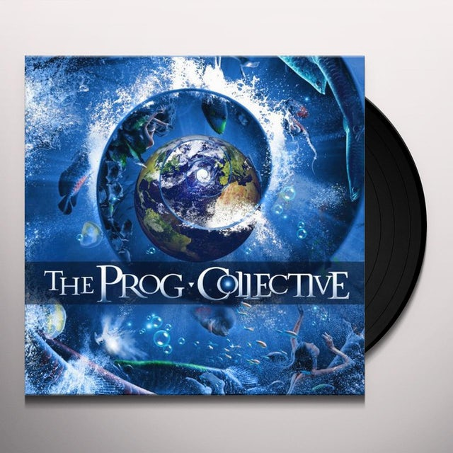 Prog Collective Vinyl Record