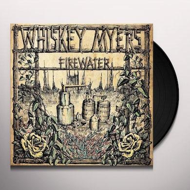 Whiskey Myers FIREWATER Vinyl Record
