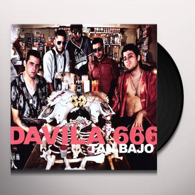 Davila 666 TAN BAJO Vinyl Record - Digital Download Included
