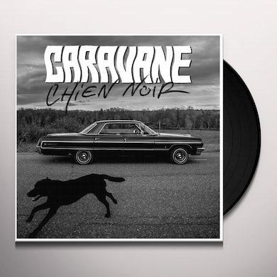 CARAVANE CHIEN NOIR Vinyl Record