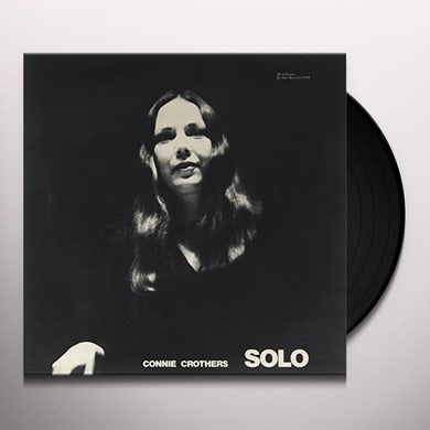 Connie Crothers SOLO Vinyl Record
