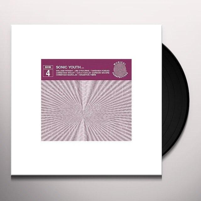 Sonic Youth GOODBYE 20TH CENTURY Vinyl Record