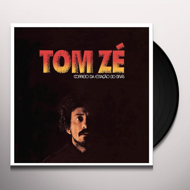 Tom Ze CORREIO DA ESTACAO DO BRAS Vinyl Record